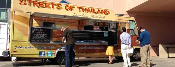 Streets of Thailand is one of Food Trucks.