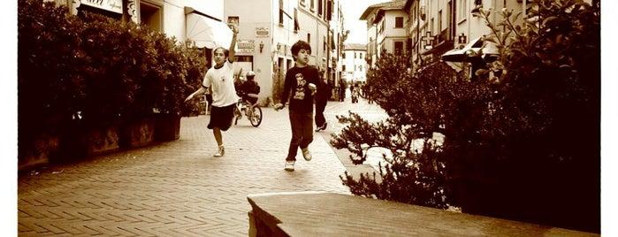 Montelupo Fiorentino centro storico is one of Luoghi dove abbiamo fornito i nostri prodotti.