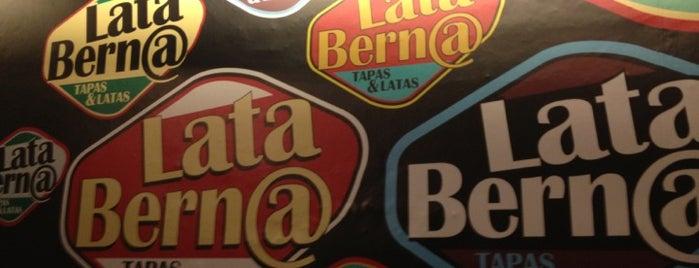 Lata Berna is one of BCN Tapas & Paella.