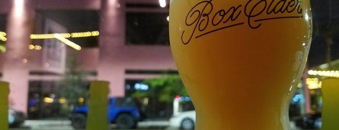 Boxelder Craft Beer Market is one of Tempat yang Disimpan Ronal.