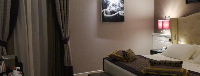 Hotel Spadai is one of ITA Florence.