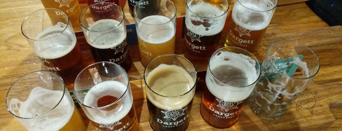 Dargett Craft Brewery is one of Lugares favoritos de N.