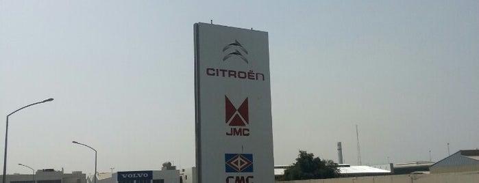 Citroen Service Garage is one of Babtain.