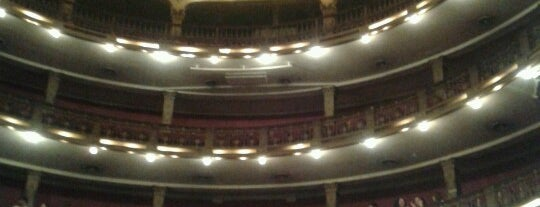 Teatro Nacional Cervantes is one of Locais curtidos por Pablo.