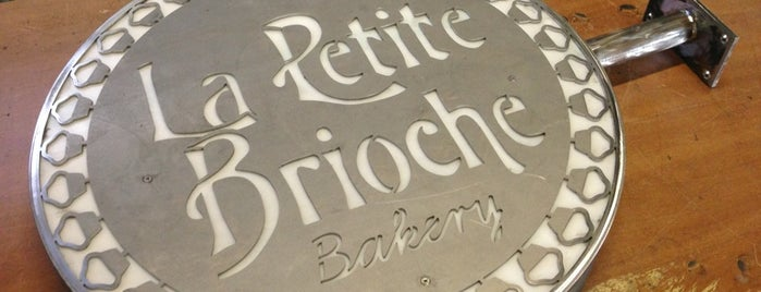 La Petite Brioche Bakery is one of Valencia.