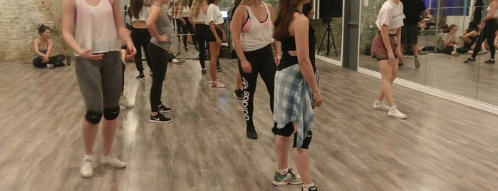 DanceLifeX Centre is one of Canada.