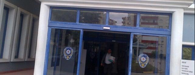 Uncalı Emniyet Müdürlüğü is one of Locais curtidos por 🌜🌟hakan🌟🌛.