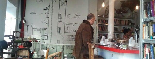 La Infinito is one of Cafeterías de Madrid.
