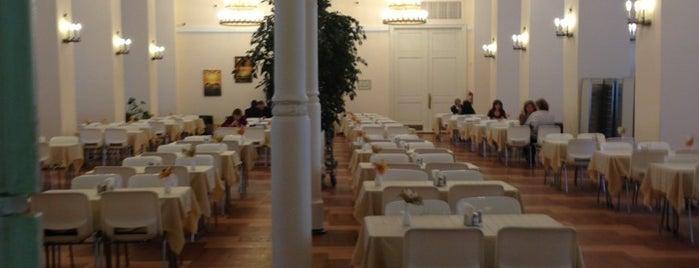 Ресторация в Администрации Санкт-Петербурга is one of Мария 님이 좋아한 장소.