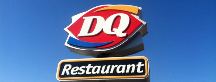 Dairy Queen is one of for summer.
