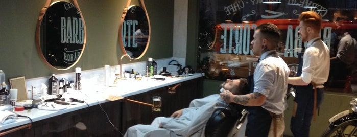 QOD Barber Shop is one of Lugares favoritos de Fabio.