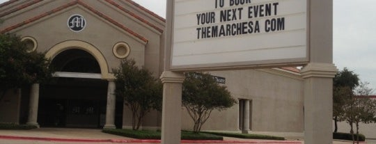 The Marchesa Hall & Theatre is one of SXSW 2015.
