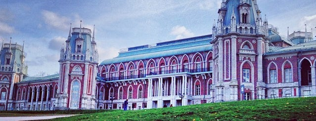 Tsaritsyno Park is one of Moscow's Best Great Outdoors - 2013.