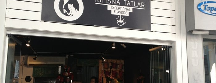 İstisna Tatlar is one of Kahve&sohbet.