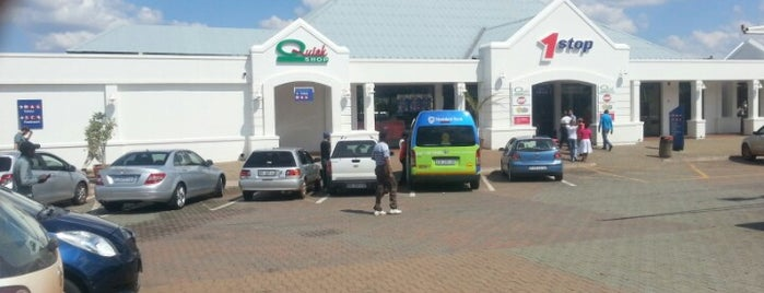 Engen Kranskop 1-Stop South is one of President Obama.