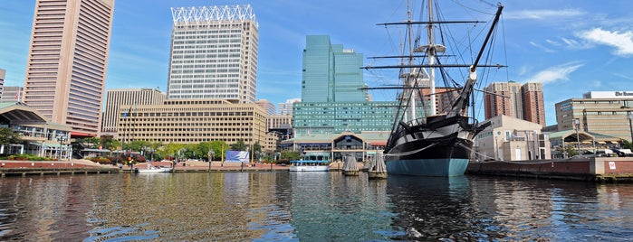 USS Constellation is one of Things to do in Baltimore.
