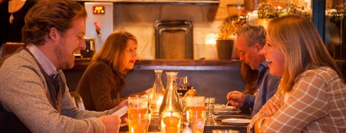 Woodberry Kitchen is one of Baltimore Sun's 100 Best Restaurants (2012).