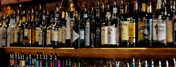 Cardinal Tavern is one of Baltimore Sun's 50 Best Bars (2013).