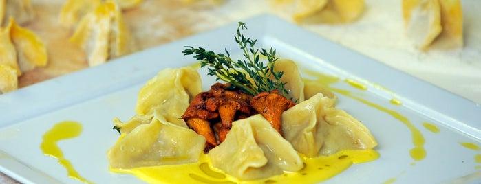 Sotto Sopra is one of Baltimore Sun's 100 Best Restaurants (2012).