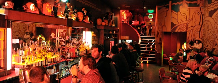 Club Charles is one of Baltimore Sun's 50 Best Bars (2013).
