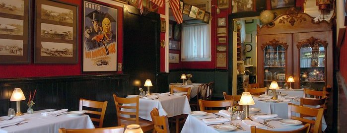 Henninger's Tavern is one of Baltimore Sun's 100 Best Restaurants (2012).