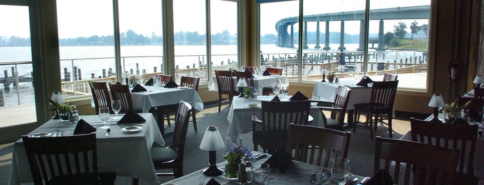 Severn Inn is one of Baltimore Sun's 100 Best Restaurants (2012).