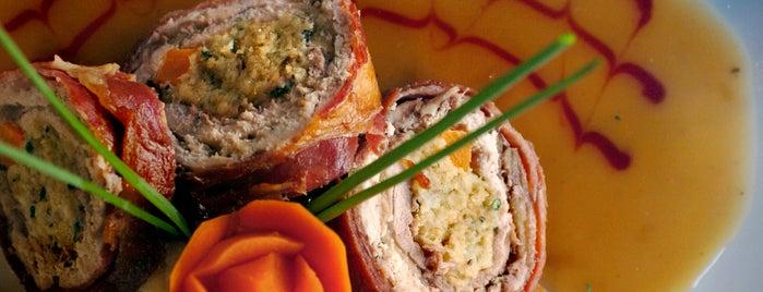 Osteria 177 is one of Baltimore Sun's 100 Best Restaurants (2012).