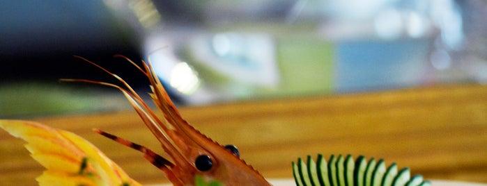 Minato Japanese Restaurant is one of Baltimore Sun's 100 Best Restaurants (2012).
