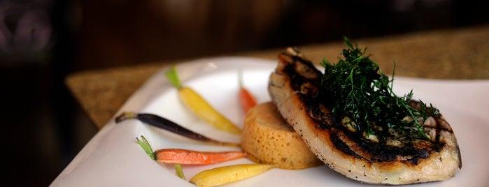 Mr Rain's Fun House is one of Baltimore Sun's 100 Best Restaurants (2012).