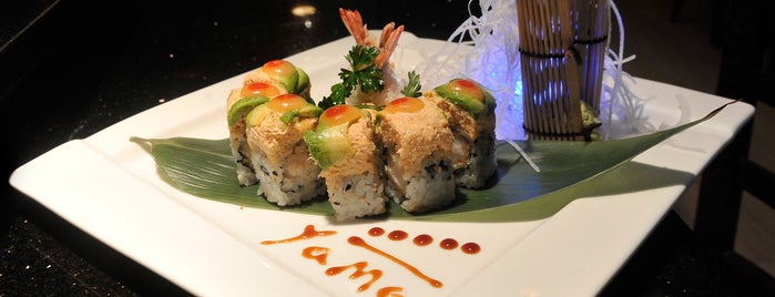 Yama Sushi is one of Recently Reviewed Restaurants.