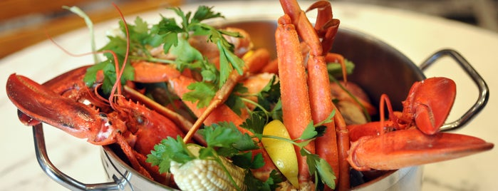Phillips Seafood is one of Baltimore Sun's 100 Best Restaurants (2012).
