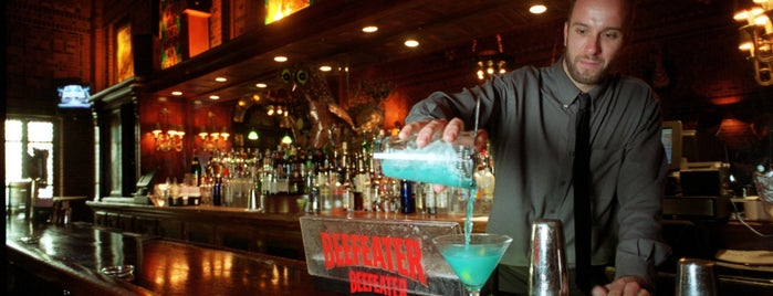 The Owl Bar is one of Baltimore Sun's 50 Best Bars (2013).