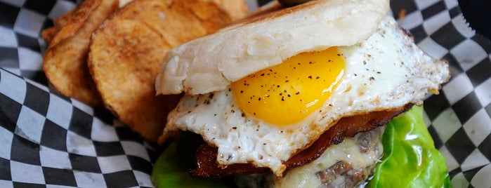 Abbey Burger Bistro is one of Restaurants to try.