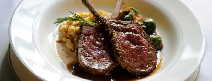 Milton Inn is one of Baltimore Sun's 100 Best Restaurants (2012).