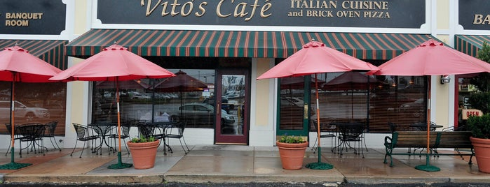 Vito's Cafe is one of Posti salvati di Rachel.