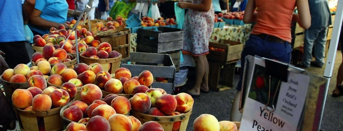 Baltimore Farmers' Market & Bazaar is one of The Great Baltimore Check In 2012.