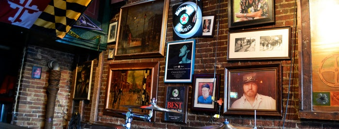 Cat's Eye Pub is one of Baltimore Sun's 50 Best Bars (2013).