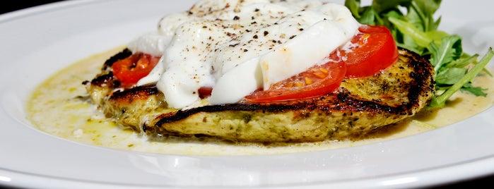 Aldo's Ristorante Italiano is one of Baltimore Sun's 100 Best Restaurants (2012).