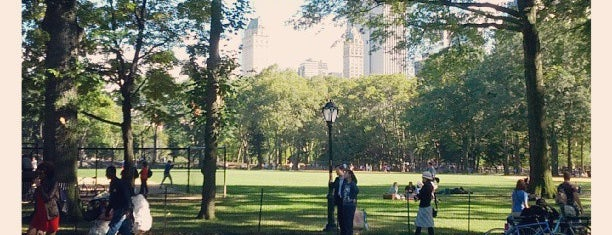 Central Park Small Loop is one of Locais curtidos por Michael.