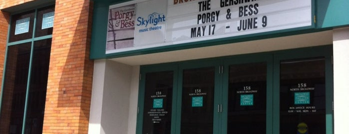 Skylight Music Theatre is one of Milwaukee.