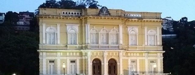 Museu da Força Expedicionária Brasileira is one of Turistando.