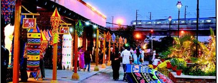 Dilli Haat | दिल्ली हाट is one of India.