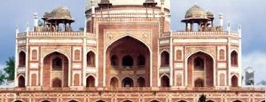 Humayun's Tomb | हुमायूँ का मकबरा is one of minhas viagens *.*.