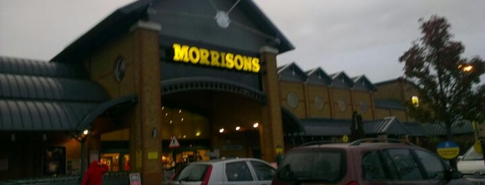 Morrisons is one of Posti che sono piaciuti a Carl.