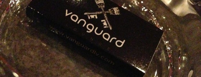 Vanguard Lounge is one of First List to Complete.