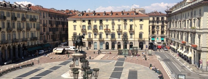 Piazza Bodoni is one of Turin.