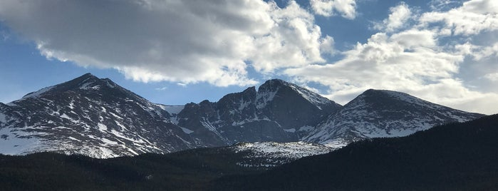 Longs Peak is one of Denver.