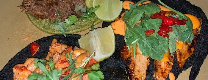 Machete Tequila + Tacos is one of Denver recs.