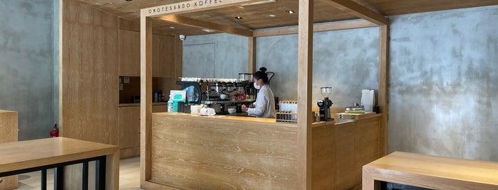 Omotesando Koffee is one of Hong Kong.