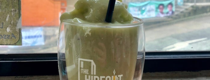 The Hideout Coffee House is one of Bc.